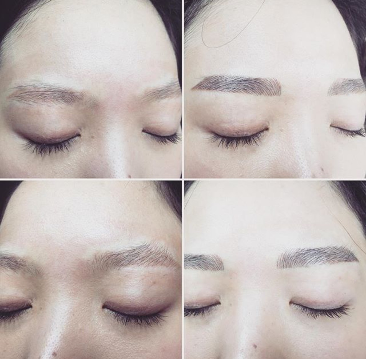 Microblading for eyebrows 3d semi permanent makeup for How is microblading different to tattooing