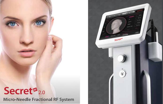 Secret Rf Tighten And Rejuvenate Skin With Fractional Rf