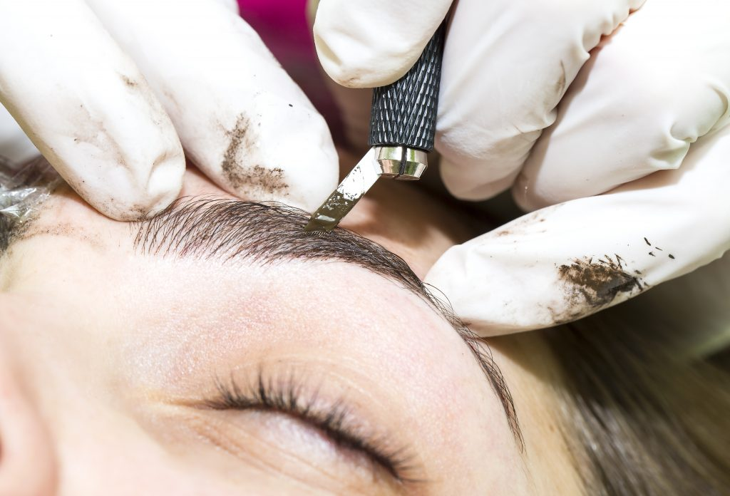 Microblading For Eyebrows 3d Semi Permanent Makeup Serenity Medspa