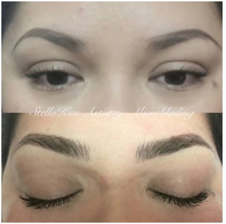 Microblading for Eyebrows: 3D Semi-Permanent Makeup